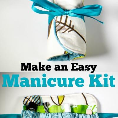 How to Make an Easy Manicure Kit