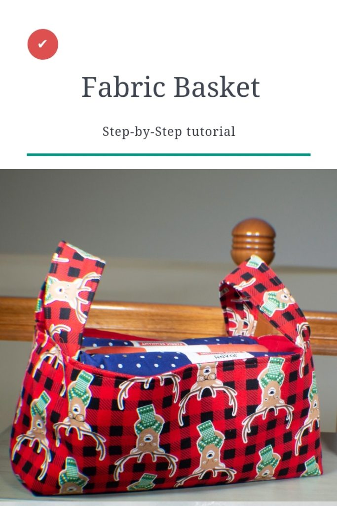 Fabric-Basket-1-683x1024 How to Make a Fabric Basket