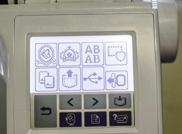 How to make a beginner machine embroidery bib