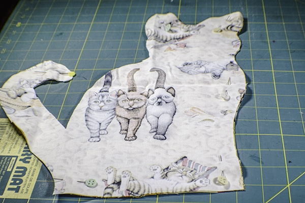 How to make a fun cat plushie