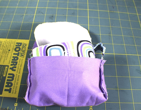 How to make a digital camera case