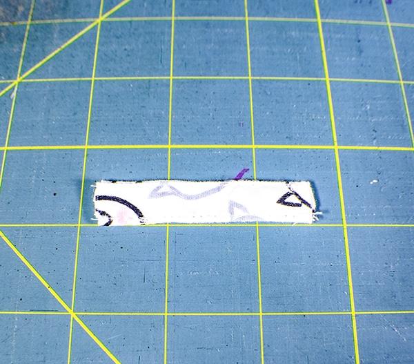 How to make a cat zipper pouch