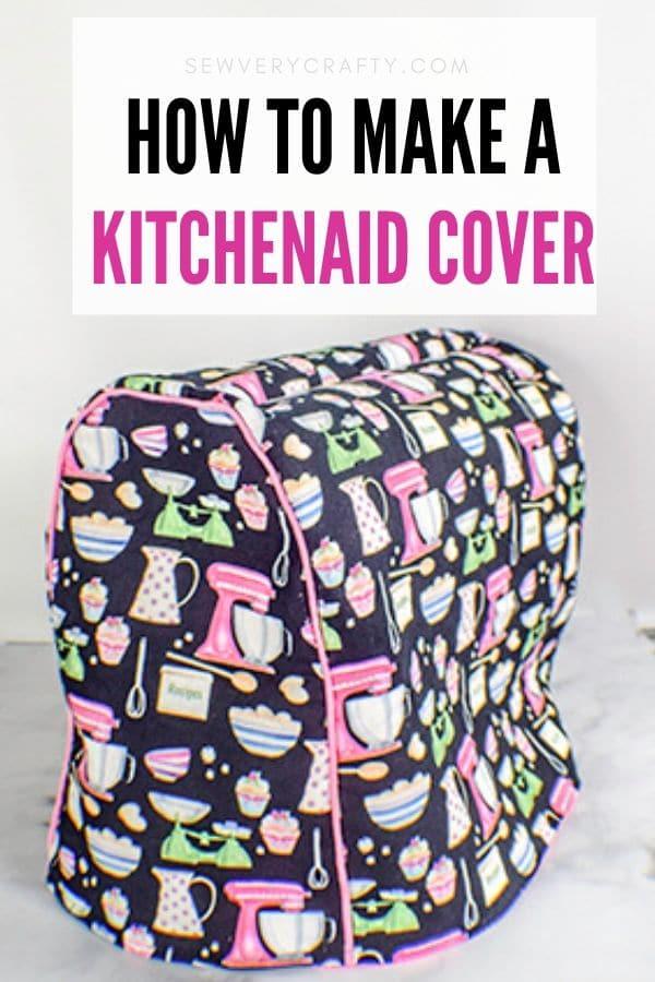 Kitchenaid Stand Mixer Cover Pattern : kitchenaid, stand, mixer, cover, pattern, KitchenAid, Cover, Crafty