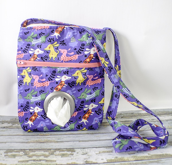 How to Make a Dog Walking Bag
