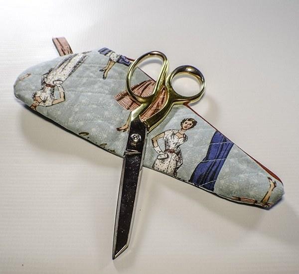 How to Make a Scissors Cozy