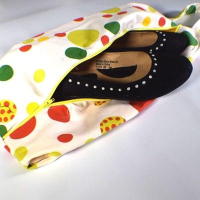 How to Make a Shoe Bag