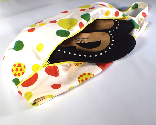 How to Make a Shoe Bag