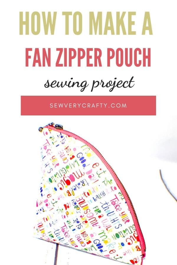 How to Make a Fan Pouch