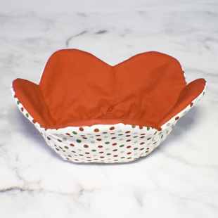 How to Make a Fabric Bowl