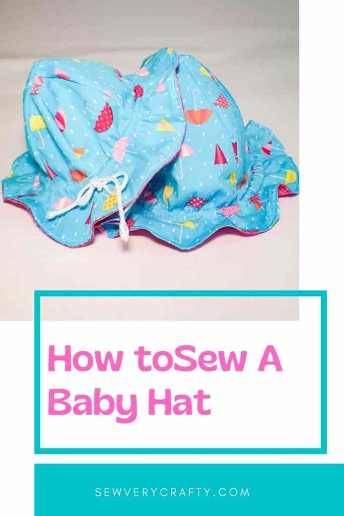 How to Make a Reversible Baby Hat