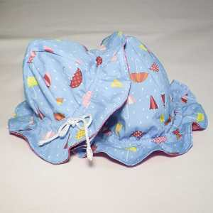 How to Make a Reversible baby's hat