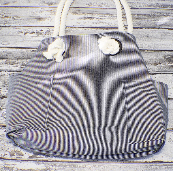 How to Make a Summer Tote