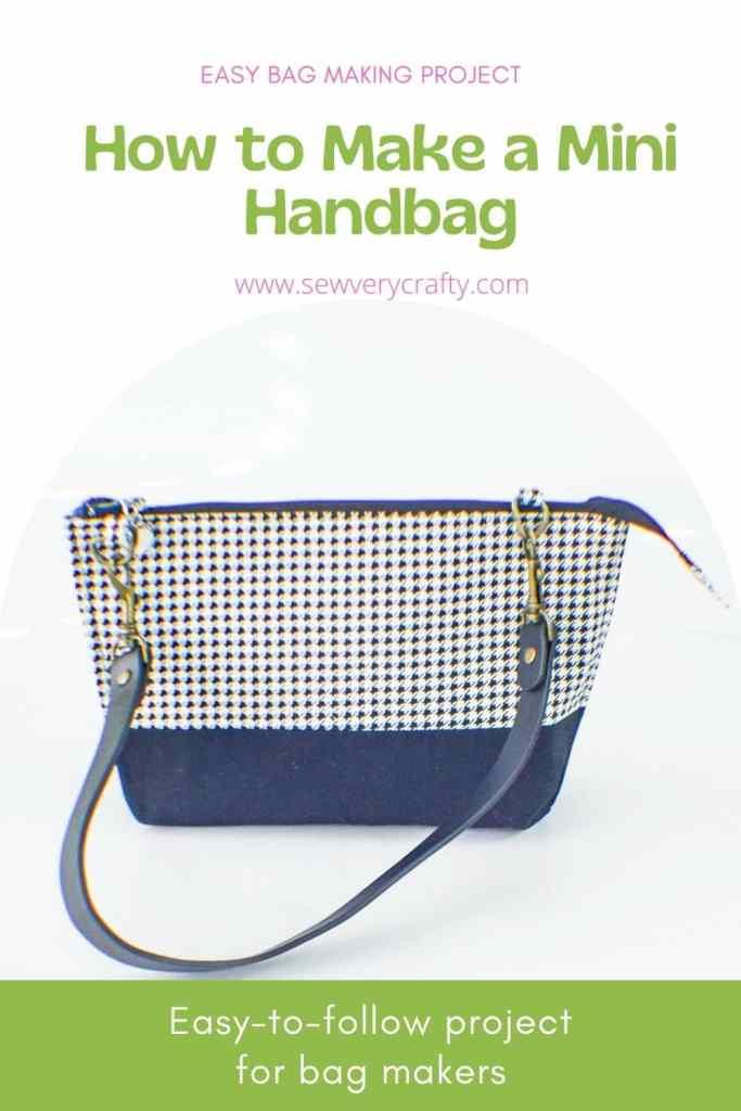 How to Make a Mini Handbag