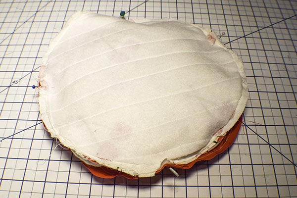 How to Make a Round Fabric Basket