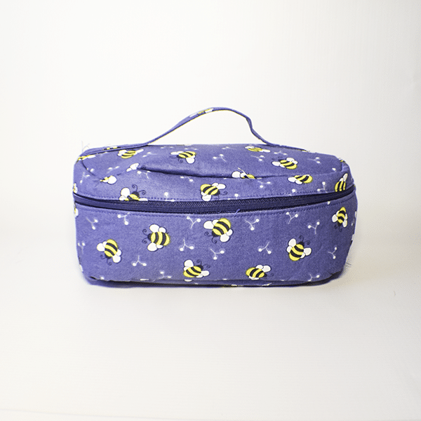 How to make a small DIY train case