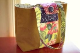 Sew Well - Lazy Girl Designs Claire Handbag