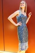 Sew Well - Galaxy Dress - Vogue V8280