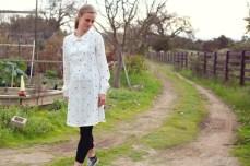 Sew Well - BurdaStyle Graphic Dress