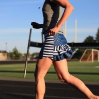 Five Funky Running Skirts