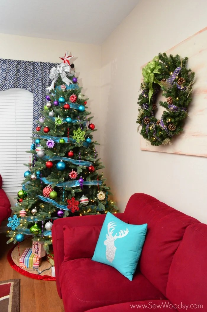 Lights Christmas Put Tree How Stewart Martha