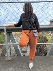 DIY Cargo Pants