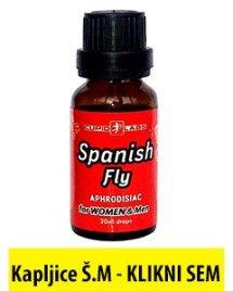 Španska muha kapljice