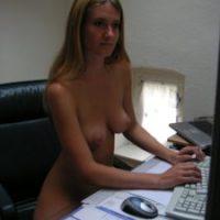 Sekretärin will heute noch ficken