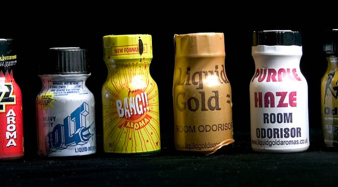Poppers to be Spared UK Ban