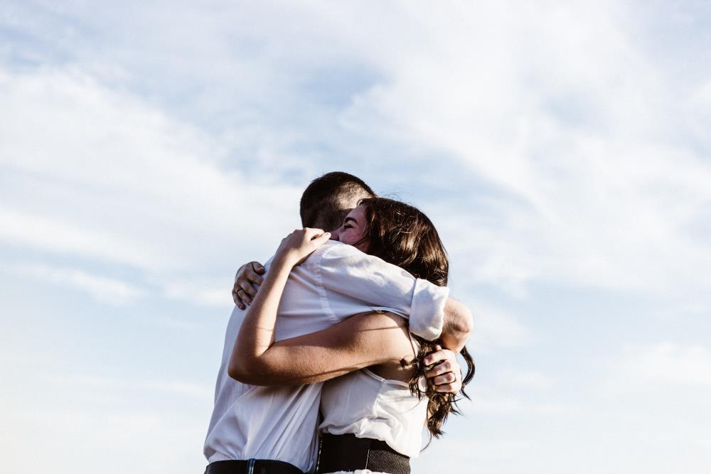 Hugging is Good For You.