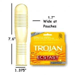 презерватив бейсбольная бита для траха и анала