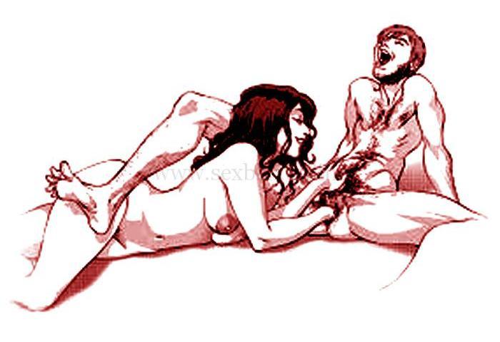Секс-рассказы. Взаимная дрочка.