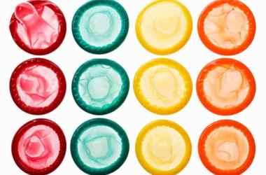Self Lubricating Condoms