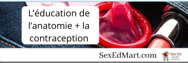 L'éducation de l'anatomie et de la contraception