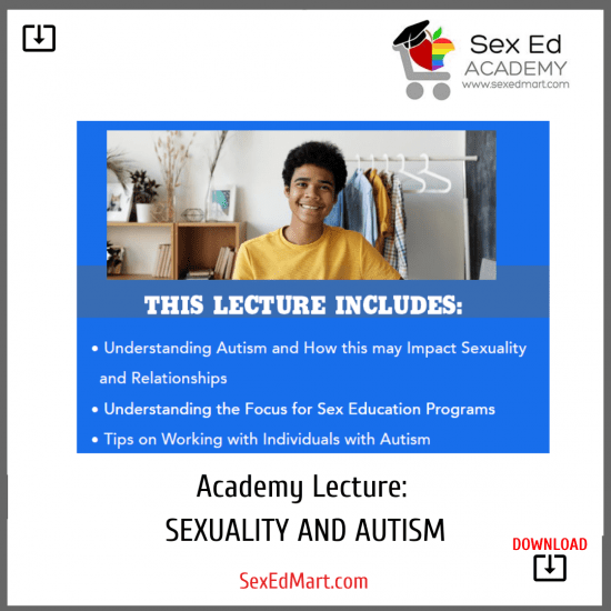 Academy Lecture Sexuality and Autism