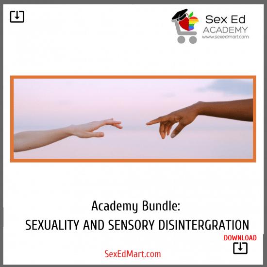 Academy bundle sexuality and sensory disintegration