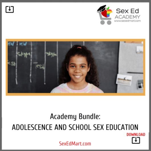 Academy bundle adolescence and school sex education