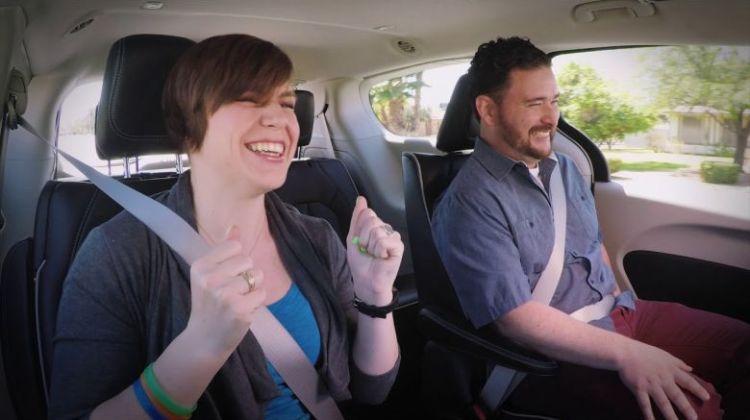 Πώς είναι να είσαι πελάτης σε ταξί χωρίς οδηγό