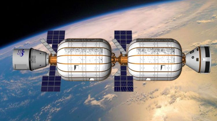 Στα «σκαριά» οι διαστημικοί σταθμοί του μέλλοντος