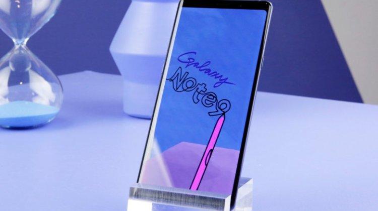 Αυτό είναι το Samsung Galaxy Note 9