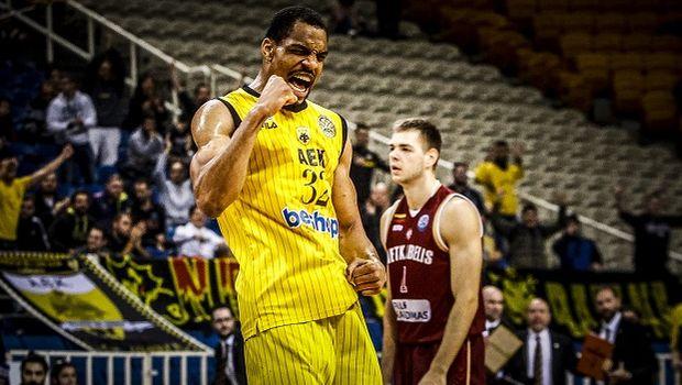 Basketball Champions League: Με νίκη αγκαλιάζει την πρωτιά η ΑΕΚ