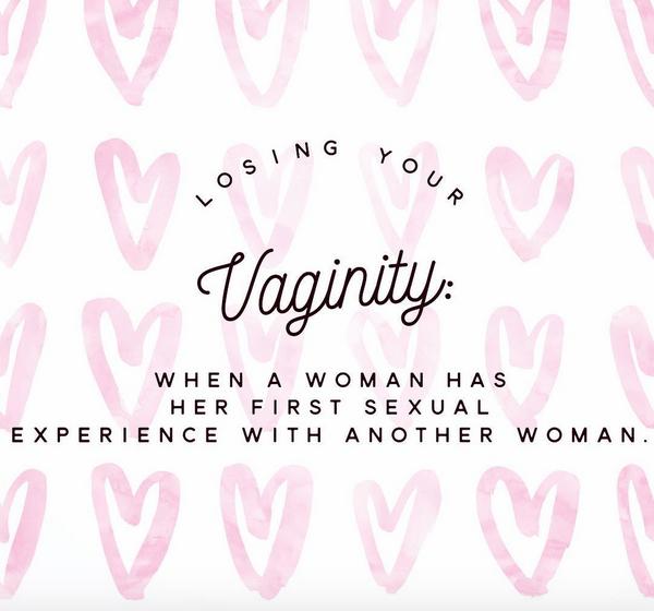 bisexual, lesbian, virginity, vaginity, gay, threesome, women
