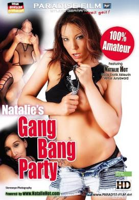 Nathalie's Gang Bang Party