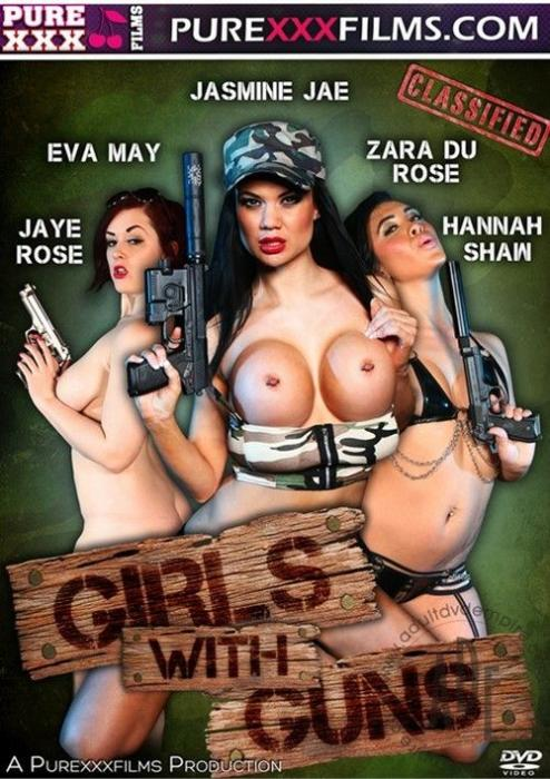 Girls With Guns – Load Up Military Cunts