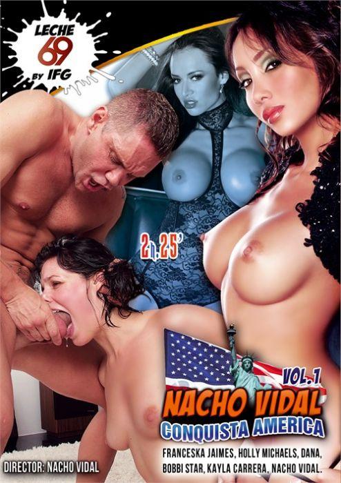 Nacho Vidal Conquista America