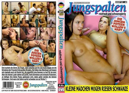 Jungspalten - Porn DVD