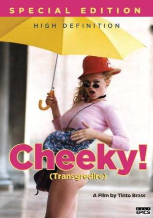Cheeky - Adult DVD