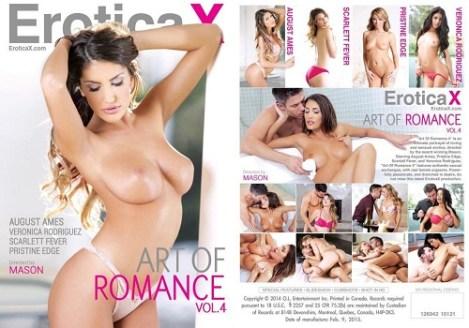 Erotic DVD