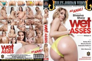 Wet Asses #5 Adult Dvd