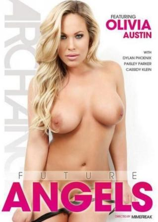 Future Angels XXX Dvd