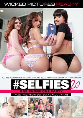 Selfies 2.0 Adult Dvd